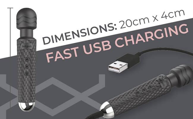 Bed Geek - Charging
