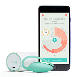 Elvie Trainer - For Women for Support & Bladder Control