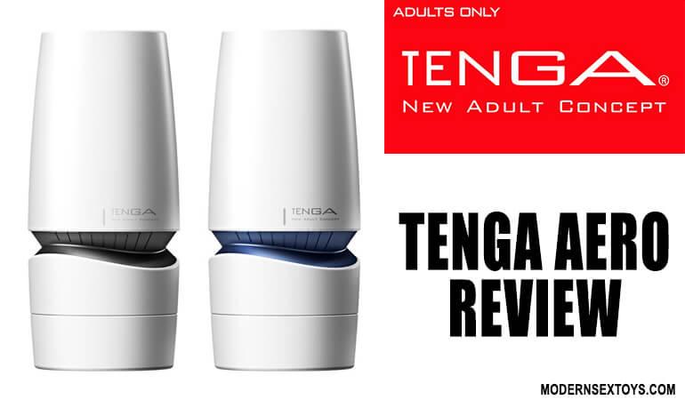 Review TENGA AERO by Tenga