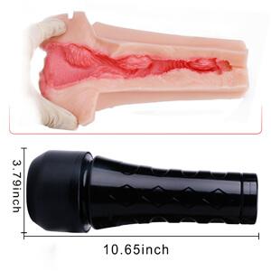 Tracy's Dog Male Masturbator Size