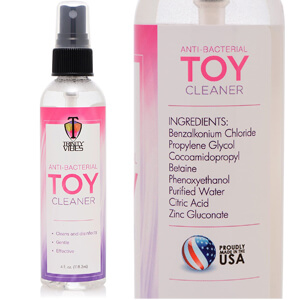 Anti-Bacterial Toy Cleaner by Trinity Vibes